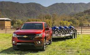 Get Your Premium Power In A 2016 Chevy Colorado Z71 - McCluskey ...