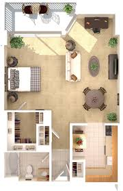 Efficiency Floor Plans Colors Pictures Of Efficiency Apartments Home Design