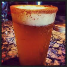 Harvest Moon Pumpkin Ale by Cinnamon Brown Sugar Rim For Shipyard Pumpkin Ale Shipyardale