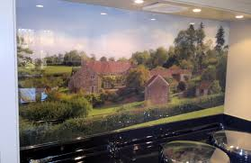 Glass Splashbacks Kitchen Bathroom Splashback