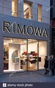 rimowa high resolution stock photography and images alamy