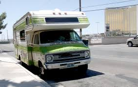 Photo By RL GNZLZ A Good Looking Old Dodge Motorhome Probably From The Mid 70s