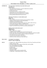 Parts Specialist Resume Samples | Velvet Jobs Easy Resume Examples Fresh Unique Areas Expertise How To Write A College Student Resume With Examples 10 Chemistry Skills Proposal Sample Professional Senior Marketing Executive Templates Why Recruiters Hate The Functional Format Jobscan Blog Best Finance Manager Example Livecareer Describe In Your Cv Warehouse Operative Myperfectcv Infographic Template Venngage 7 Ways Improve Your Physical Therapist Skills Section 2019 Guide On For 50 Auto Mechanic Mplate Example Job Description