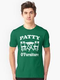 Patty O Furniture T Shirt vintage look