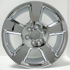 100 Oem Chevy Truck Wheels New Style LTZ Chrome 20