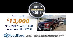 Basil Ford Truck Month! Sept 2017 - YouTube Chevy Truck Month New Trucks For Sale In Montana At Your Dodge Rebates 2017 Charger 118 Chevrolet Commercial Work Trucks And Vans Stock Near Ontario To Introduce Rebates Boost Electric Truck Demand Silverado 1500 Waukon California Approves Up 16 Million Green K S Ford Vehicles Sale Fairbury Il 61739 Irl Intertional Centres Ltd Dealership Kamloops Discounts On The Militarys Top Cars On Western Star Offers Rebate Womens Trucking Federation Members