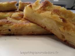 dessert aux poires leger gateau leger pommes poires les petits plaisirs de doro
