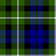 Graham Clan Badge Tartan