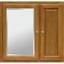 regal oak 30x27 mirrored medicine cabinet bargain outlet