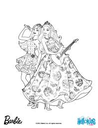 Related Rock Star Coloring Pages Barbie Pop