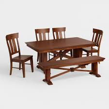 5 Piece Dining Room Set With Bench by 100 Dining Room Set With Bench Harbor View Ii Trestle