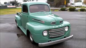 1950 Ford F1 - YouTube 1950 Ford F7 Compared To F1 Truck Enthusiasts Forums 1948 For Sale On Classiccarscom With An Audi Rs6 Powertrain Engine Swap Depot News Schott Wheels Sale Near Pocatello Idaho 83201 Classics Pickup Rick Hanson Lmc Life Otography Panel Steemit Trucks Pinterest Pickup Trucks And Drop Dead Customs Mileti Industries Review Rolling The Og Fseries