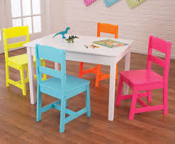 KidKraft Highlighter Table And Four Chair Kids Set - Multicolored ... Kidkraft Farmhouse Table And Chair Set Natural Amazonca Toys Nantucket Kids 5 Piece Writing Reviews Cheap Kid Wood And Find Kidkraft 21451 Wooden 49 Similar Items Little Cooks Work Station Kitchen By Jure Round Ding Vida Co Zanui Photos Black Chairs Gopilatesinfo Storage 4 Hlighter Walmartcom Childrens Sets Webnuggetzcom Four Multicolored