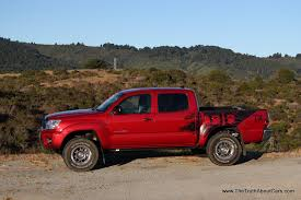 Review: 2012 Toyota Tacoma TRD T|X Baja Edition - The Truth About Cars
