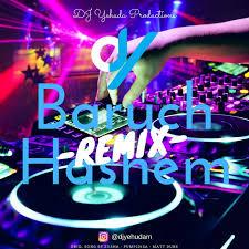 100 Yehuda Neuman DJ Baruch Hashem Remix Single Mostly Music