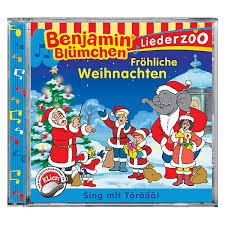cd benjamin blümchen liederzoo fröhliche weihnachten benjamin blümchen