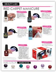 Red Carpet Manicure Led Light by Mno October 2012