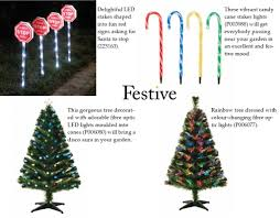 Mini Fibre Optic Christmas Tree by Lights Archives Festive Productions