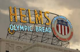 100 Helms Bakery Trucks The History Of How The 1932 Los Angeles Olympics
