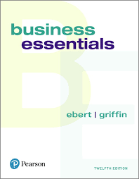 Business Essentials 12th Edition