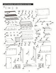 Patio Caddie Grill Manual by Char Broil Gas Grill Parts Accessories For All Bbqs Gas Grill