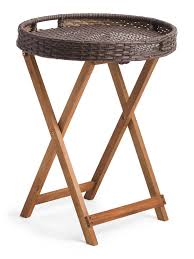 Round Folding Wicker Tray Table | Best Small-Space Furniture ... Lounge Chairs Sold At Marshalls Tj Maxx Recalled For Risk Black Frame 18inch Directors Chair Ding Room Unique Interior Design With Exciting Best Outdoor Folding Chairs Porch And Patio Apartment High Resolution Image Heart Eyes In 2019 Desk Chair Smallspace Fniture From Popsugar Home Table Cheap And Decor Metal Wood Shelves Wingback Goods Beautiful Kids Adirondack