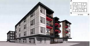 100 Via Apartment Homes Portlands First Inclusionary Housing Buildings Were Just