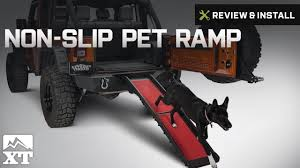 Jeep Wrangler (1987-2017 YJ, TJ, JK) Non-Slip Pet Ramp Review ... Extendable Dog Ramps 100kg Weight Limit Best For Car Or Suv 2018 Ramp Reviews Pet Gear 70 In L X 195 W 4 H Trifold Ramppg9300dr Champ Howto Guides Articles Tagged Ramps Page 2 Solvit Smart Junior Petco Youtube For Pickup Trucks Black Widow Alinum Extrawide How To Build A Dog Ramp Dirt Roads And Dogs Suvs Cars And Pro Rage Powersports 8 Ft Extra Wide Folding Live
