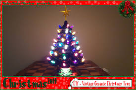 Types Of Christmas Trees In Oregon by Diy U2013 Vintage Ceramic Christmas Tree