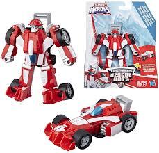 PLAYSKOOL HEROES TRANSFORMERS Rescue Bots Heatwave Race Car - $15.99 ...