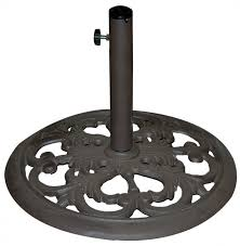 garden outdoor exciting patio umbrella stand for outdoor and