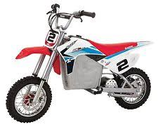 NEW Razor SX500 McGrath Dirt Rocket Electric Motocross Bike Kids Ride On Scooter