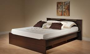 cheap platform bed frame queen of also bedroom beds with headboard