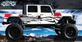 Jeep Wraps, Vehicle Wrap, Custom 4x4 Jeep Wraps