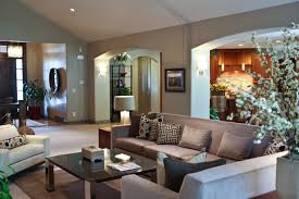 Modern Rustic Living Room Salt Lake City Intended For Decor 12