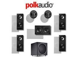 Polk Ceiling Speakers Mc80 by Polk Audio Home Speakers Newegg Com