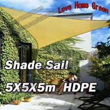 Uv Triangular 5Mx5Mx5M Sun Shade Net Combination Shade Sail Hdpe ... Carports Garden Sail Shades Pool Shade Sails Sun For Claroo Installation Overview Youtube Prices Canopy Patio Ideas Awnings By Corradi Carportssail Kookaburra Charcoal Waterproof 4m X 3m Rectangular Sail Shade Over Deck Google Search Landscape Pinterest Home Decor Cozy With Retractable Crafts Canopy For Patio 28 Images 10 15 Waterproof Sun Residential Canvas Products