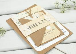 Rustic Lace Wedding Invitations Uk Barn Style