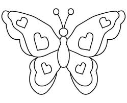 clip art butterfly black and white free butterflies pictures