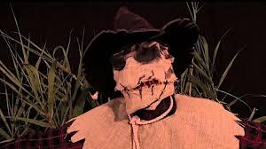 Spirit Halloween Animatronic Mask by Scarecrow Ani Motion Masks Youtube