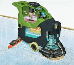 Automatic Floor Scrubber Detergent by Ipc Eagle Ct40b50 Automatic Scrubber Brush Drive Auto Scrubber