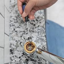 Replacing A Faucet Valve by Repair A Leaky Single Handle Faucet