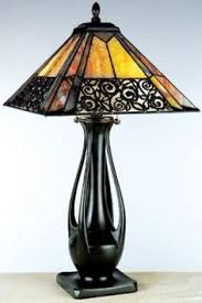 Quoizel Tiffany Lamp Shades by Art Nouveau Torchieres Floor And Table Lamps Brand Lighting