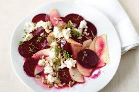 rote bete apfel salat rezept