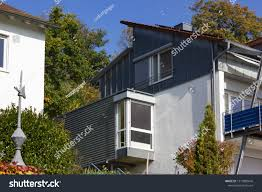 100 Townhouse Facades Modern Homes Small Town South Stock Photo Edit Now