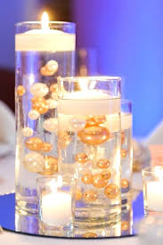 Wedding Centerpieces Candles Impossibly Romantic Floating Candle And Cheap