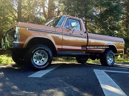 100 1976 Ford Truck F250 Xlt Ranger Longbed Highboy 4x4 1977 1978 1979 1975