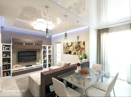 Design Of Living Room Dining Ideas Creative Combo
