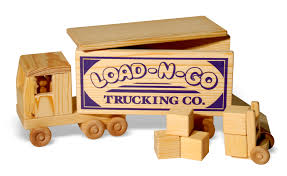 Load 'n Go Semi Truck 'n Trailer | Handcrafted USA Made Wooden Toys ... Long Haul Trucker Newray Toys Ca Inc Toy Ttipper Truck Image Photo Free Trial Bigstock 1959 Advert 3 Pg Trucks Sears Allstate Tow Wrecker Us Army Pick Box Plans Lego Is Making Toy Trucks Great Again With This New 2500 Piece Mack Semi Trailers National Truckn Cstruction Show Auction 2014 Winross Inventory For Sale Hobby Collector Red Wagon Antiques And Farm Custom Made Wood Water Hpwwwlittleodworkingcom