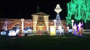 Ge Itwinkle Outdoor Christmas Tree by Ge Holiday Lights Youtube